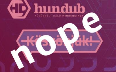 Hundub a magyar közösségi média reklám és hirdetési lehetőségei